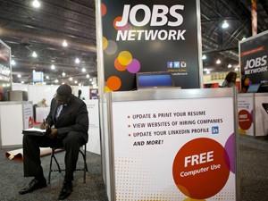 Desemprego nos Estados Unidos (Foto: Reuters)