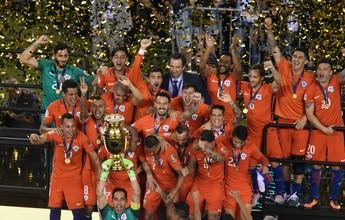 Conmebol fará Copa América nos mesmos anos da Euro a partir de 2020