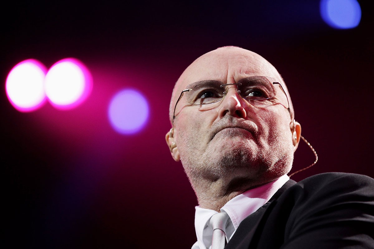 Phil Collins (Foto: Getty Images)