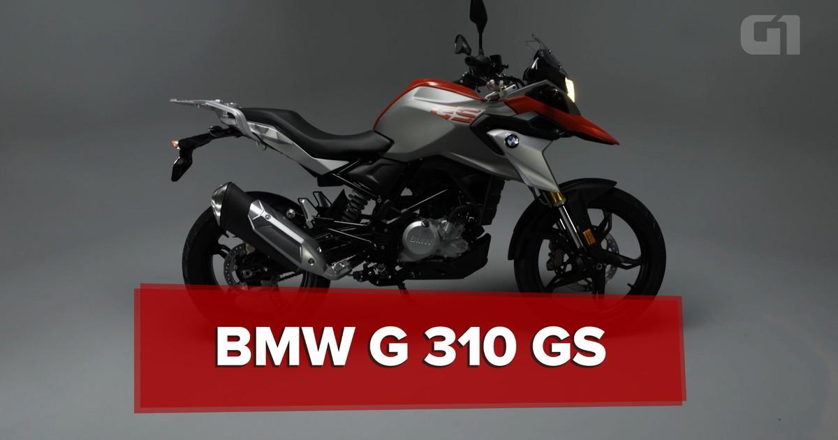 c0795a28910 G1 - BMW G 310 GS é lançada e será vendida no Brasil em 2017 - notícias em  Motos