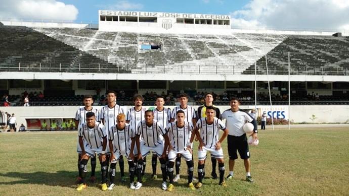 Central sub-20 (Foto: Divulgação)
