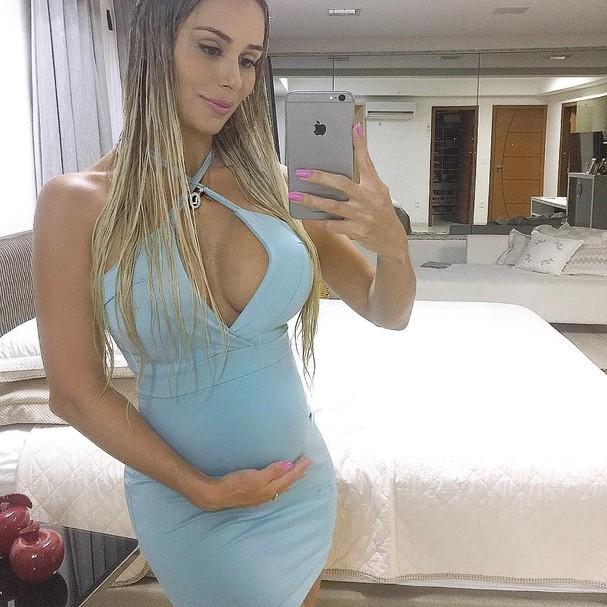 Ex-BBB Leticia Santiago (Foto: Reprodução Instagram )
