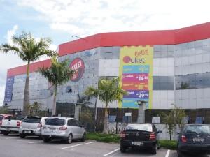 Com inauguração prevista para 11 de Novembro, Fernão Dias Outlets terá 28 lojas (Foto: Divulgação)