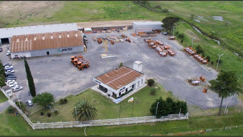 empresas-jacto-fabrica-argentina (Foto: Divulgação/Jacto)