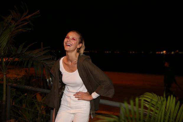 Celina Locks  (Foto: Denilson Santos e Marcello Sa Barretto / AgNews)