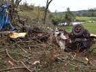 Sobe para 64 o número de cidades atingidas pelas chuvas no Paraná