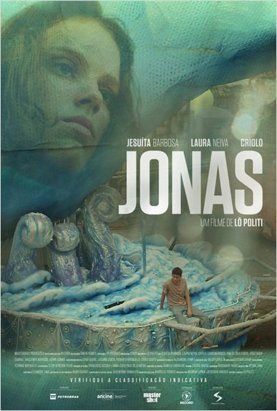 Cartaz do filme 'Jonas'