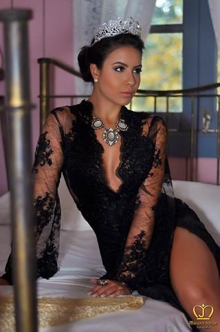 Miss Amazonas Carolina Toledo (Foto: Reprodução/Facebook)