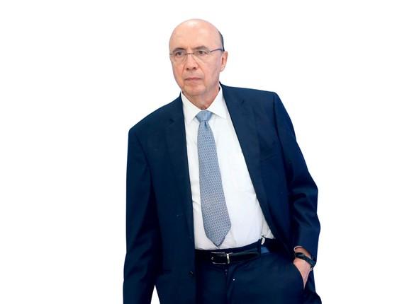 Ministro da Fazenda, Henrique Meirelles (Foto: ANDRÉ DUSEK/ESTADÃO CONTEÚDO)