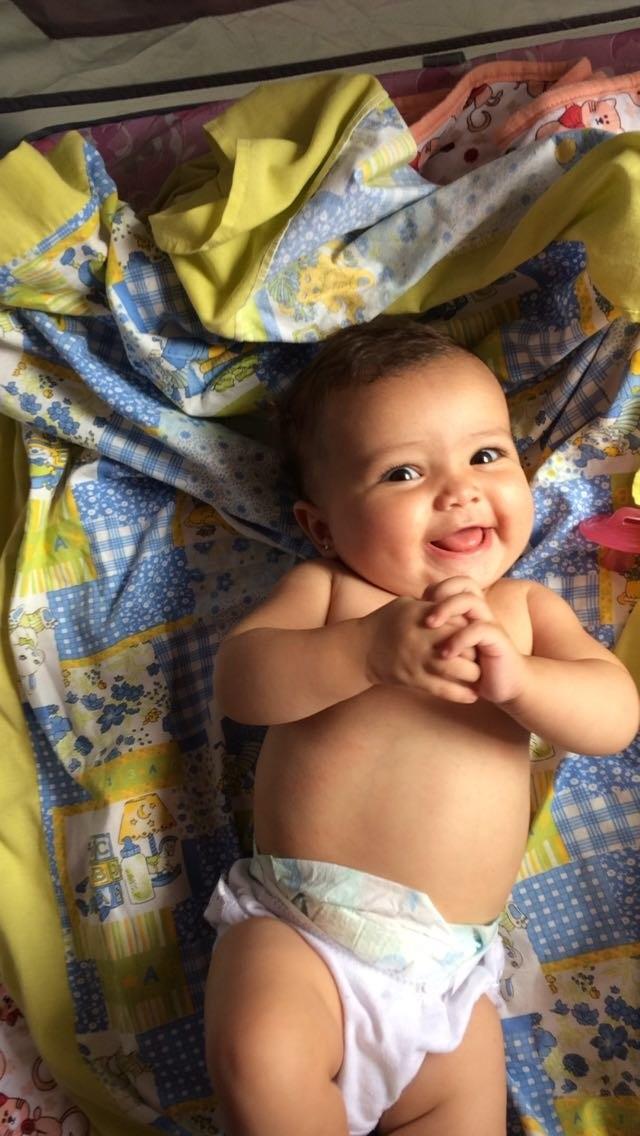 Isadora Ferreira Dall'Agnol (Foto: Arquivo pessoal)