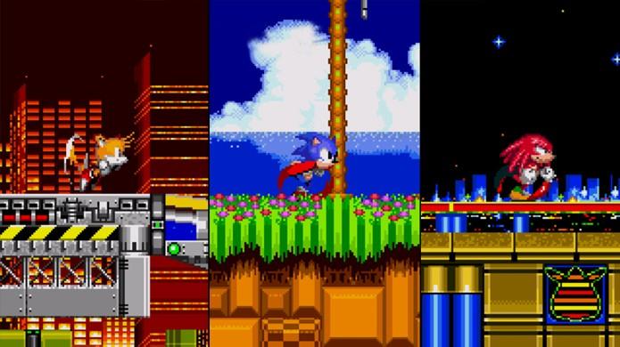 Sonic the Hedgehog 2 traz o clássico com conteúdo exclusivo para iOS e Android (Foto: Reprodução/Google Play)