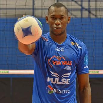 Deivid Vôlei Taubaté (Foto: Jonas Barbetta/ Tuddo Comunicação )