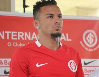 Alemão Inter (Foto: Tomás Hammes/GloboEsporte.com)