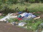 Moradores de Leme gravam descarte irregular de lixo e cobram limpeza