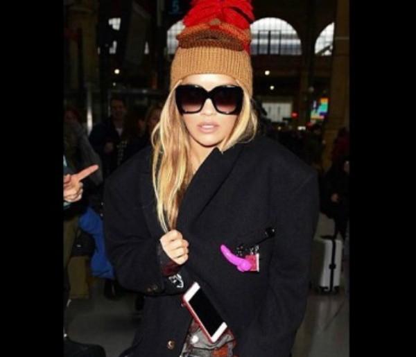 Rita Ora (Foto: Reprodução Instagram)