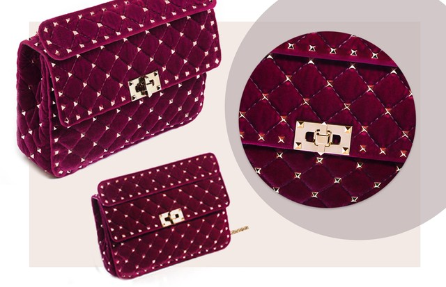 Valentino Garavani Rockstud Spike Bag (Foto: Divulgação)