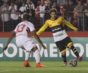 Silvinho Criciúma (Foto: Fernando Riberiro / Criciúma EC)