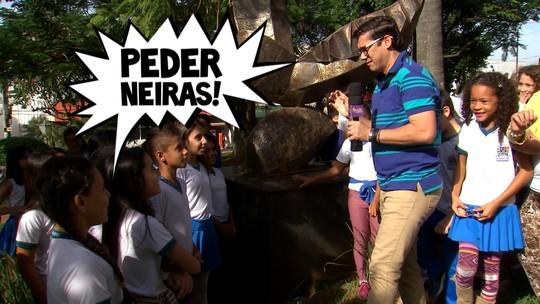 Revista de Sábado conhece o significado do nome 'Pederneiras'