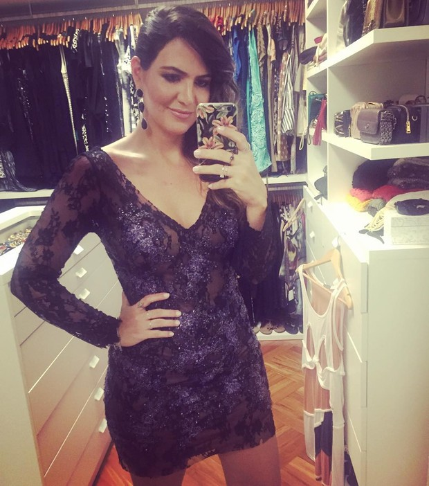 Carol Sampaio (Foto: Instagram)