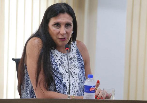 Márcia Rocha ganha o direito de exercer a advocacia com seu nome social (Foto: Divulgação)
