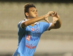Atacante Ruan vem treinando entre os titulares do Paysandu (Foto: Akira Onuma/O Liberal)