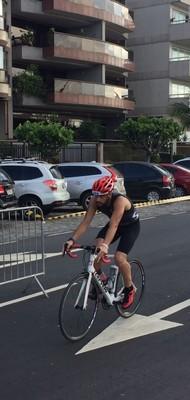 EuAtleta - Rio Triathlon galeria Bernardo (Foto: Arquivo pessoal)