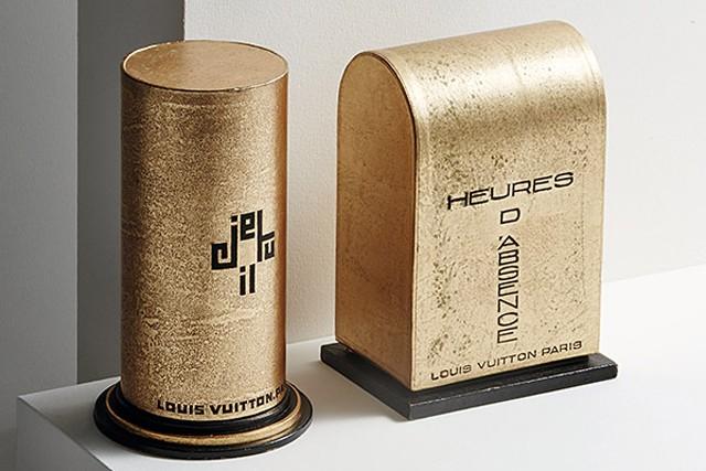 Dois dos perfumes originais da Louis Vuitton (Foto: Reprodução)