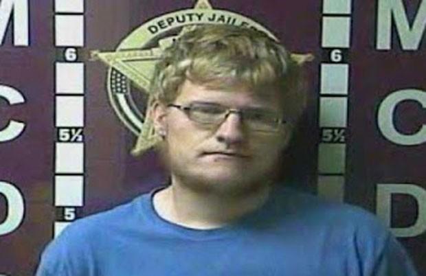Austin Kaylor queria resgate de US$ 150 para comprar drogas (Foto: Richmond Police Department)