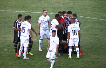 L. Oliveira vê falta de ritmo, e diz que experiência do grupo reabilitará Bafo