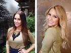 Carla Diaz muda o visual: 'Sempre quis um loirão e a hora chegou'