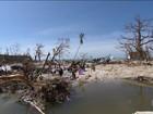 Haitianos aguardam ajuda humanitária em áreas devastadas pelo furacão