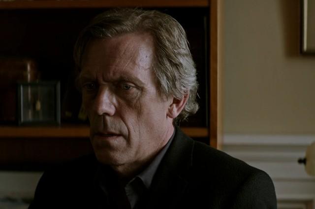 Hugh Laurie em cena de 'Chance' (Foto: Reprodução)