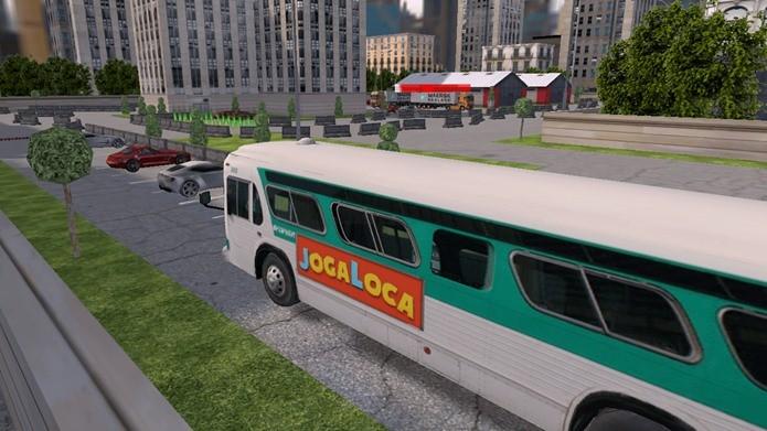 Aprenda a estacionar ônibus em Bus Parking HD (Foto: Divulgação)