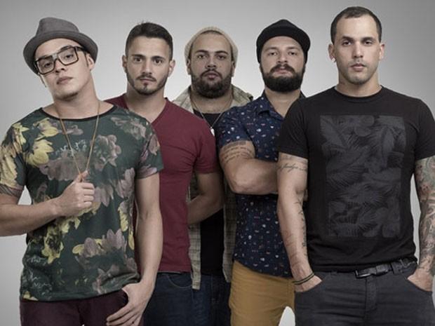 Banda Tr3vo lançará novo álbum após o carnaval de 2016 em Santos (Foto: Divulgação)