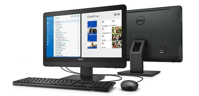 Exemplo de computador tudo em um (Foto: Divulgação/Dell)
