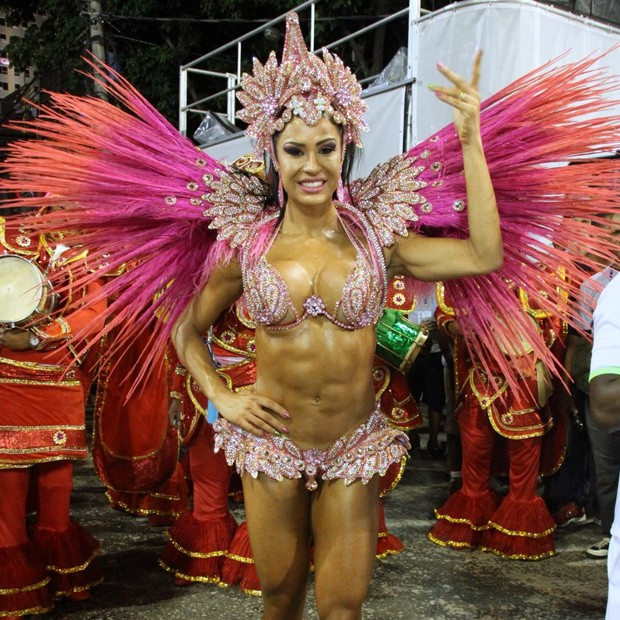Gracyane Barbosa (Foto: Ag News)