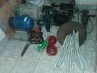 Polícia apreende explosivos em garimpo ilegal no Pará