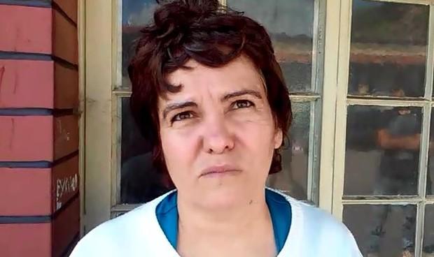 Mãe de Celso Santebanes, o Ken Humano (Foto: EGO)