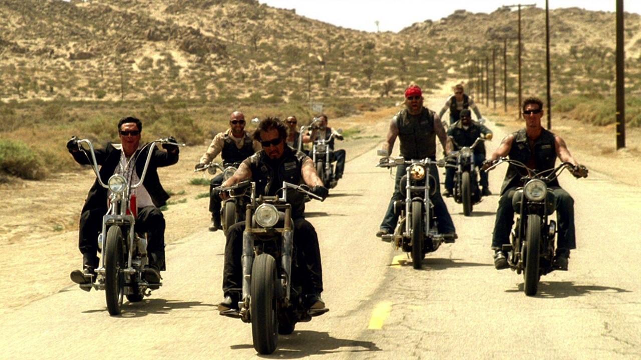 Motos e gangues em Hell Ride (Foto: Divulgação)