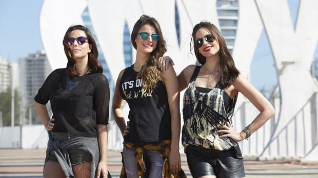 Bastidores (Foto: Juliana Coutinho)