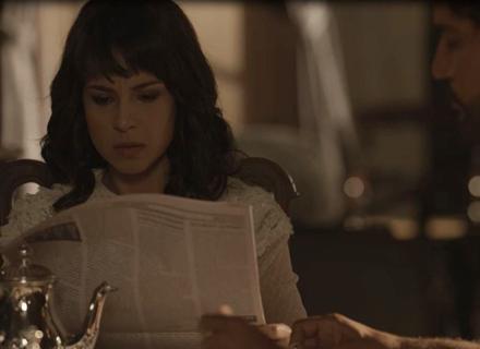 Lucinda descobre romance de Reinaldo e Eunice