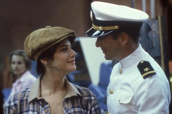 Debra Winger e Richard Gere em 'A Força do Destino' (1982) (Foto: Reprodução)