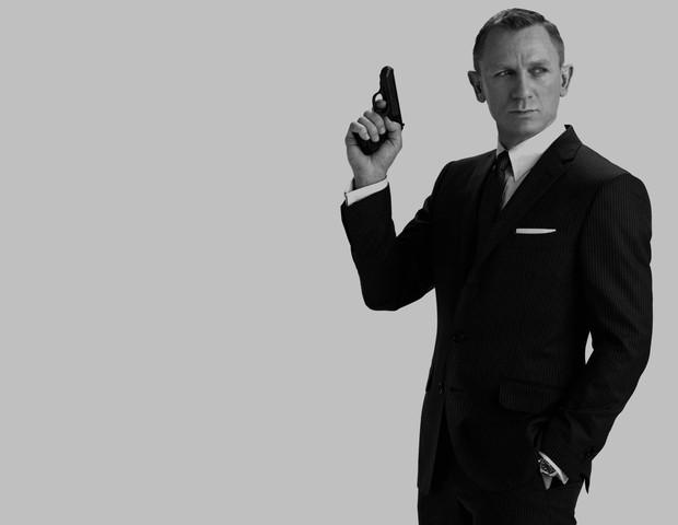Daniel Craig como James Bond (Foto: reprodução )