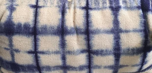 Isabella Giobbi: tudo azul (Foto: Isabella Giobi e divulgação)