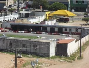 Kartódromo existe há mais de 20 anos (Foto: Matheus Magalhães)