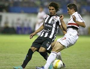 Osvaldo jogo São Paulo União Barbarense (Foto: Rubens Chiri / saopaulofc.net)