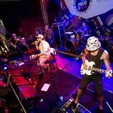 Los Sebosos Postizos (Foto: Kelvin Andrade/Divulgação)
