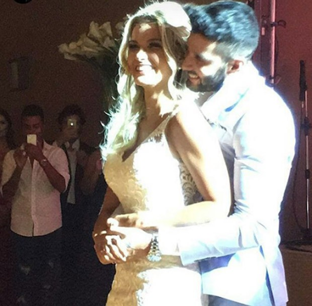 Casamento de Gusttavo Lima e Andressa Suita (Foto: Instagram / Reprodução)