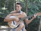 Acre inspira cearense a gravar CD na floresta após 1 ano sem compor