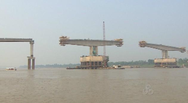 Próximo passo é a construção de (Foto: Bom Dia Amazônia)